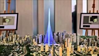 New Dubai tower 'to surpass' world's tallest building Burj Khalifa