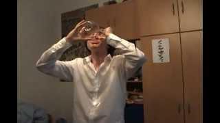 Agony Aufgabe: Ein großes Glas Wasser auf EX trinken