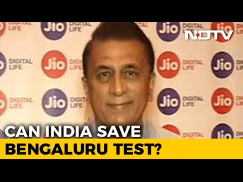 Completely Unexpected Performance From India: Sunil Gavaskar To NDTV