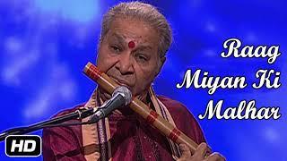 Raag Miya Malhar Pt. Hariprassad Chaurasia | Hariprasad Chaurasia Flute | Raag Miya Malhar Flute