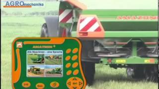 Hity Techniki 2008/09: Amazone, Rozsiewacz nawozów ZA-M z systemem kamer Argus (16)