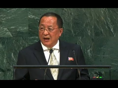 BREAKING NEWS: North Korea THREATENS President Donald Trump and the US at UN speech!!