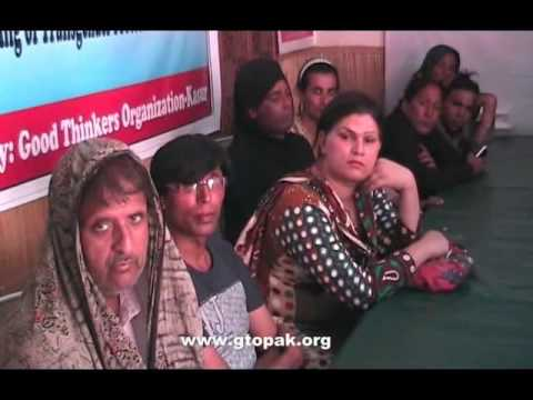 Transgender Community in Pakistan, a short documentary by Good Thinkers Organization Pakistan