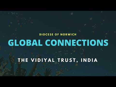 Global connections in the Diocese of Norwich Part 3