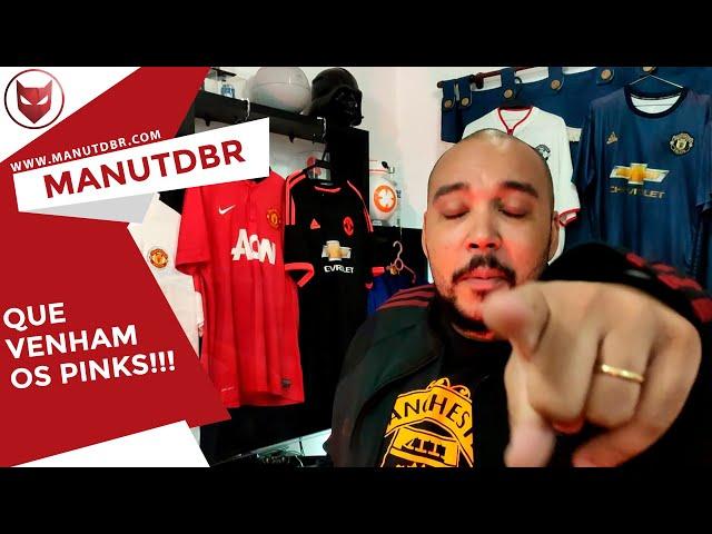QUE VENHAM OS PINKS!!! - ManUtd BR News - T02 EP32