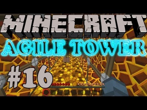 Let's Play Minecraft Adventure-Maps [Deutsch/HD] - Agile Tower #16