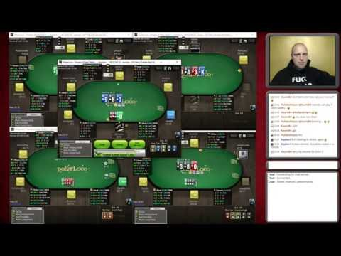 How to play Omaha? PLO10 - PLO50 6max cash games with Kyyberi