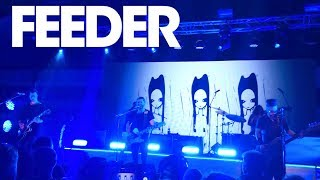 FEEDER - Comfort In Sound LIVE 2019 Tallulah Tour Opening Night PORTSMOUTH PYRAMIDS