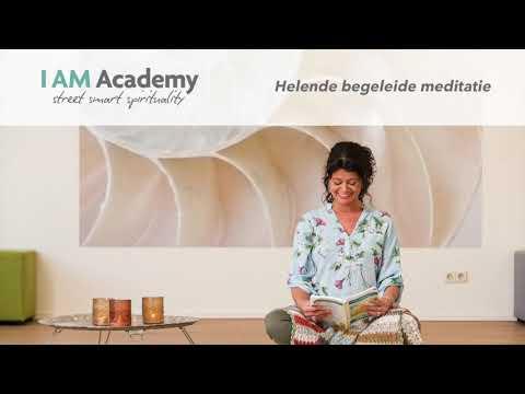 I AM Academy -  Helende begeleide meditatie