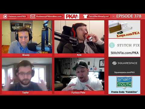 PKA 378 w/ Furious Pete: Drinking pee, Wings memes & calling out Bradley Martyn
