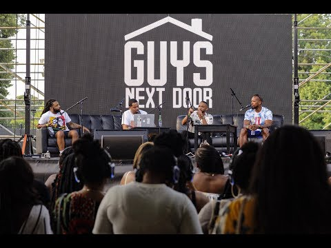Guys Next Door Live | The Roots Picnic