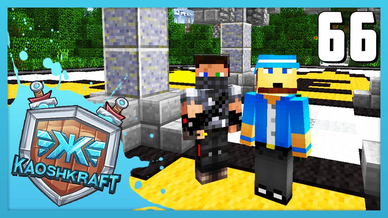 NEW MEMBER!!!!!- Minecraft KaoshKraft SMP - Conman |S2: Ep ...