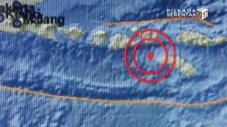 Gempa 6,6 SR Mengguncang Sumbawa Barat Daya