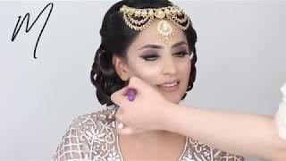 BRAIDAL MAKEUP TUTORIALS _  New Makeup Tutorials | Wedding Makeup (2018)
