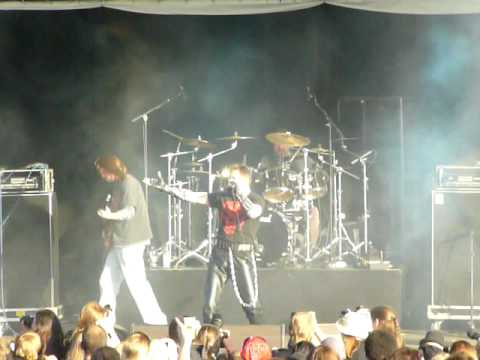 Jag Panzer - Future Shock Live @ Rock Hard Festival 2009