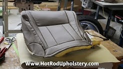 1996-2002 Toyota 4 Runner Seat cover installation part two