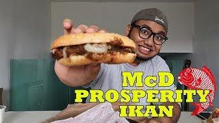 Food Review : McD Fish Prosperity