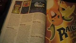 Sneak Peek at Beckett Pokemon Magazine 115 with Raichu!