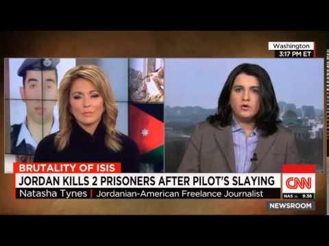 Jordanian Reaction to ISIS Murder of Moaz Al Kasasbeh