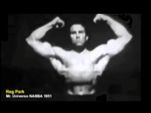 Reg Park (ENG), NABBA Universe 1951 - Overall Winner