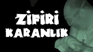 ZİFİRİ KARANLIK - Serdar'ın Korku Dolu Anları