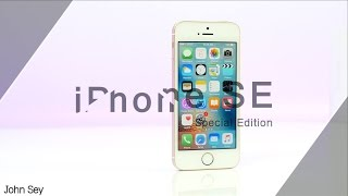iPhone SE Review 4K (Cambo Report) By John Sey