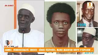 Découverte : Qui est Mame Mactar Guèye de l'Ong Jamra ? (Senego TV)