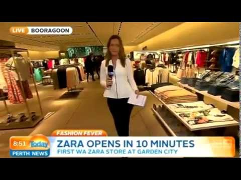 Zara Fashion   Today Perth News