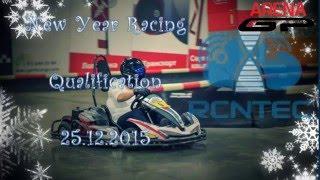 RCNTEC New year racing 2015. Qualification.
