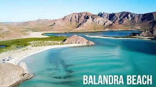 Video THE MOST BEAUTIFUL BEACH IN MEXICO - BALANDRA BEACH download MP3, 3GP, MP4, WEBM, AVI, FLV April 2018