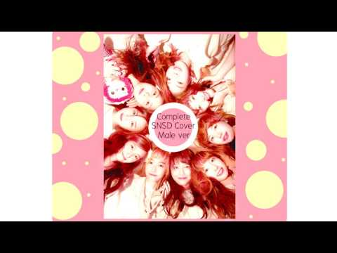 SNSD - Complete (Cover Male version)