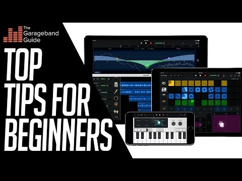 GarageBand Tutorial For Beginners 2019 iPad and iPhone Mp3