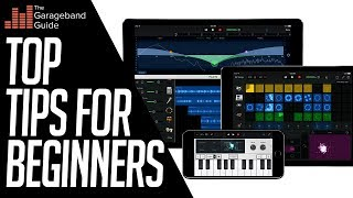GarageBand Tutorial For Beginners iPad and iPhone