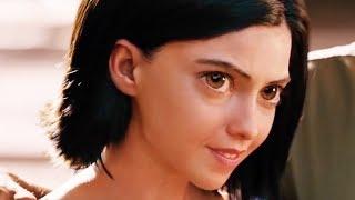 Alita: Battle Angel - Official 2018 Trailer 2 - James Cameron Movie
