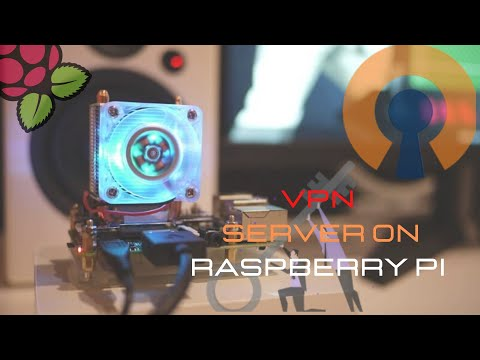 How To Make A Vpn Server In All Raspberry Pi