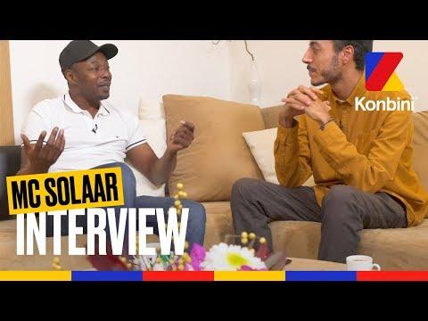 Youtube: MC Solaar: l'interview qui pique ton cœur