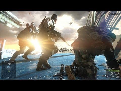 Battlefield 4 Campaign Mission 3 South China Sea PC Ultra Settings