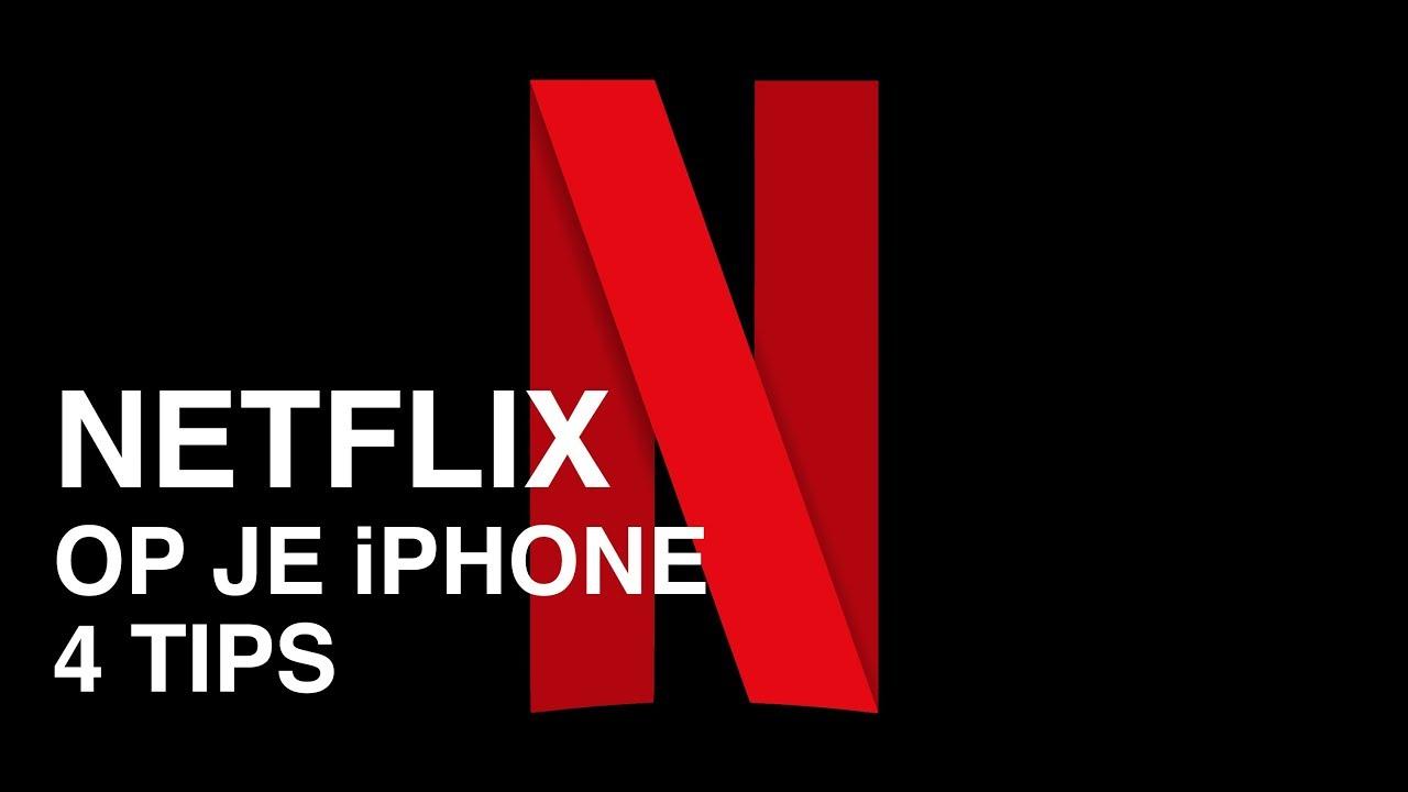 7 tips om rekening mee te houden bij Netflix-downloads
