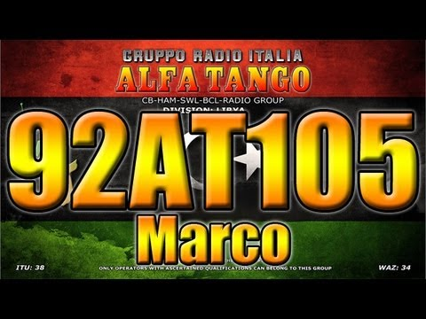 92AT105 Marco from Libya - 8.04.2013