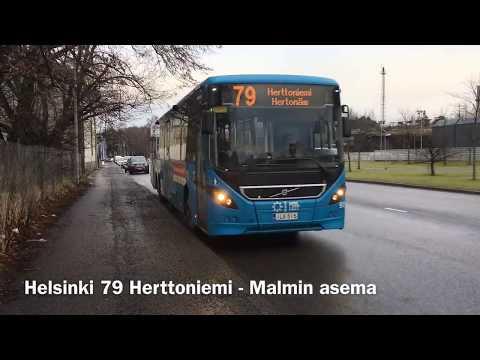 Helsinki Bus 2017