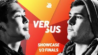 BATACO vs CODFISH | Grand Beatbox SHOWCASE Battle 2018 | SEMI FINAL