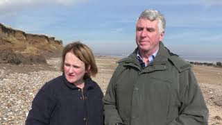 The Clean Up Operation Continues At Fraisthorpe Following Marine Wildlife Deaths