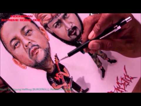 Karikatur Jasad (Death Metal) X Arif Conte Art