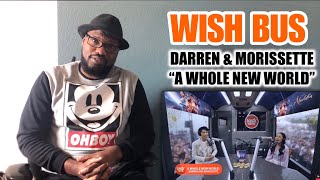 "MORISSETTE AMON & DARREN ESPANTO ""A WHOLE NEW WORLD"" On WISH 107.5 