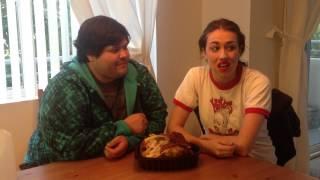 Miranda Sings loves chicken