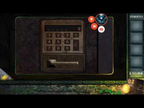 Escape Game 50 Rooms 2 Level 44 Walkthrough Youtube