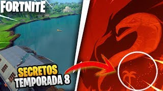 INUNDATION IN SOCAVON SOTERRATE AND SECRET TREASURE MAP *SEASON MYSTERIES 8* FORTNITE