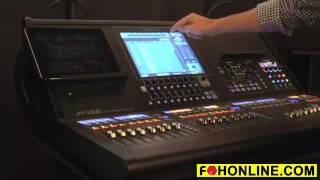 Roland Unveils M-5000 OHRCA Digital Console