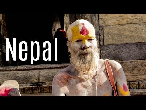 Backpacking NEPAL: How to visit KATHMANDU - [Documentary Ep. 1/7 ]