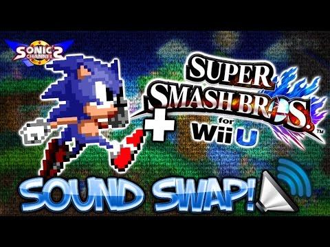 SC Sound Swap: If SSB4 had Retro Sound Effects!